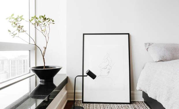 Аскетичная роскошь: квартира, вдохновленная Японией