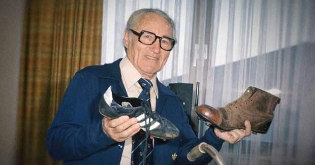 Adidas и Puma были созданы двумя братьями, которые ненавидели друг друга