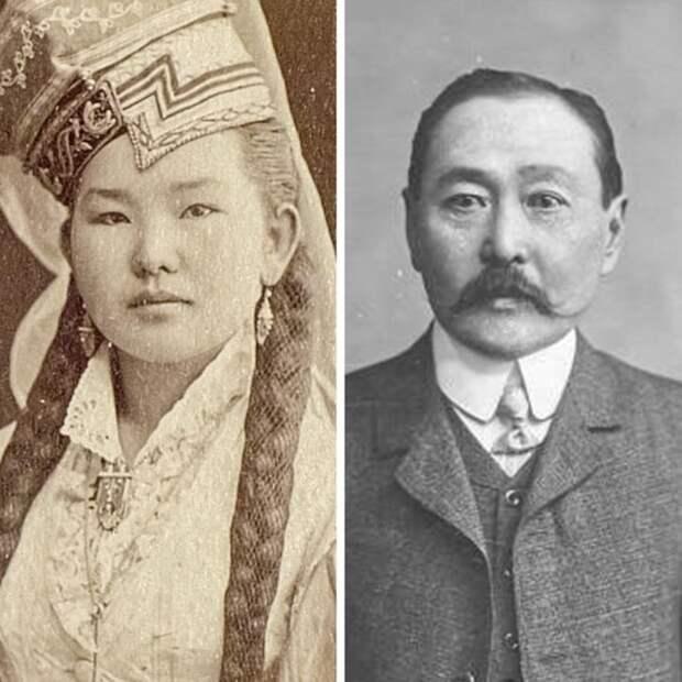 Как сильно изменилось люди из разных стран за 100 лет