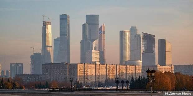 Собянин: Социальная направленность бюджета Москвы будет усилена. Фото: М. Денисов mos.ru