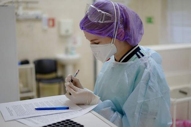 На Кубани прибавилось 102 ковид-пациента