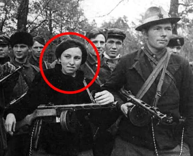 Бандит Катя - САМАЯ ОПАСНАЯ советская партизанка. За её голову немцы давали целое состояние (2021)