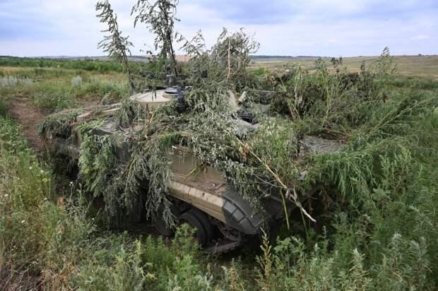 Украинский журналист обнаружил ранее пропавшие 93 танка ВСУ на Донбассе
