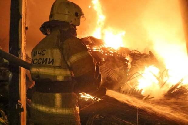 Мать и сын заживо сгорели в собственном доме: ЧП в уссурийском селе