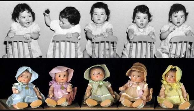 Как сложилась судьба канадских сестёр-пятернашек