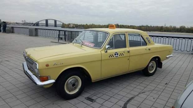 Почему в СССР было круто работать в такси