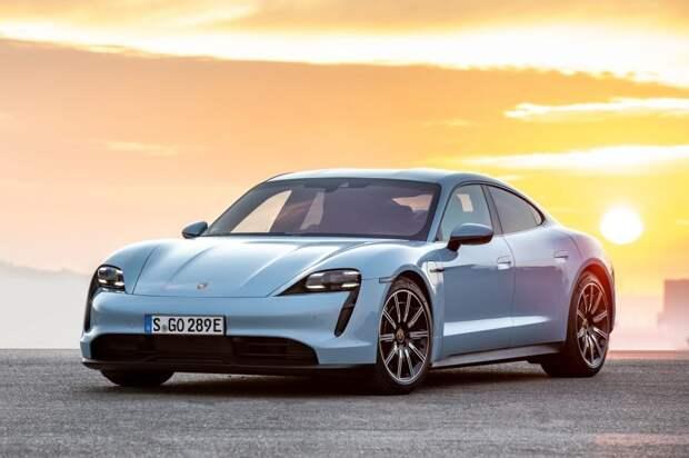 Volkswagen, Porsche и «Россети» увеличат в РФ число зарядных станций для электрокаров