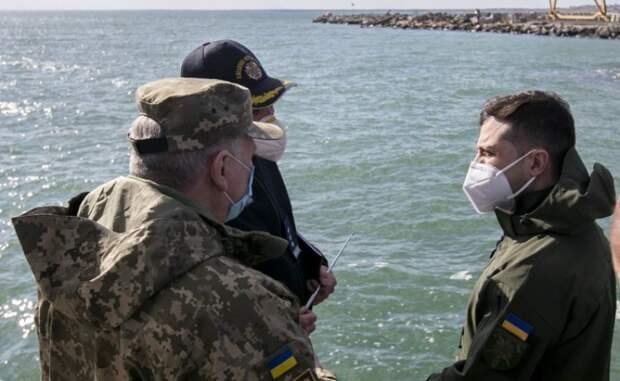 «Фашистская тактика» – Украина придумала, как запустить флот НАТО в Азов в обход Конвенции Монтрё