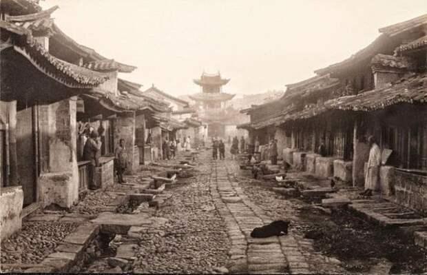 Главная улица, 1900 г.