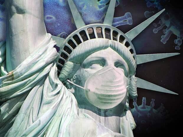 Байден назвал новую волну коронавируса в США «пожаром среди тех, кто не вакцинировался»
