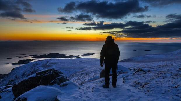 Новый остров обнаружили ученые из Дании и Швеции