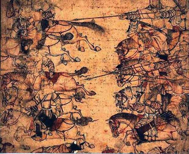 Материалы источников по битве при Калке