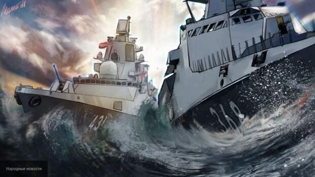 Липовой: США стоит озаботиться безопасностью своих уязвимых морских границ
