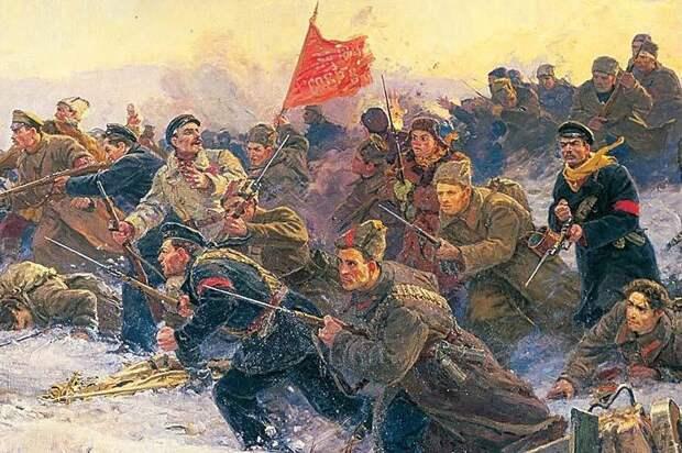 «Бегут, перепившись водкой»: как белогвардейцы сдали Екатеринодар
