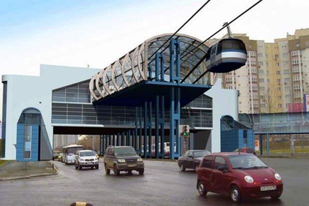 В канатное метро Краснодара вложится Банк развития БРИКС