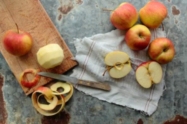 Безотходный урожай. 5 способов использовать яблочную кожуру