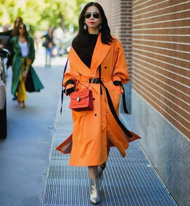 Модные осенние образы 2021: цвета, одежда, стиль.