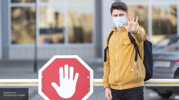 Украинца оштрафовали на 17 тысяч гривен за поход в магазин без маски