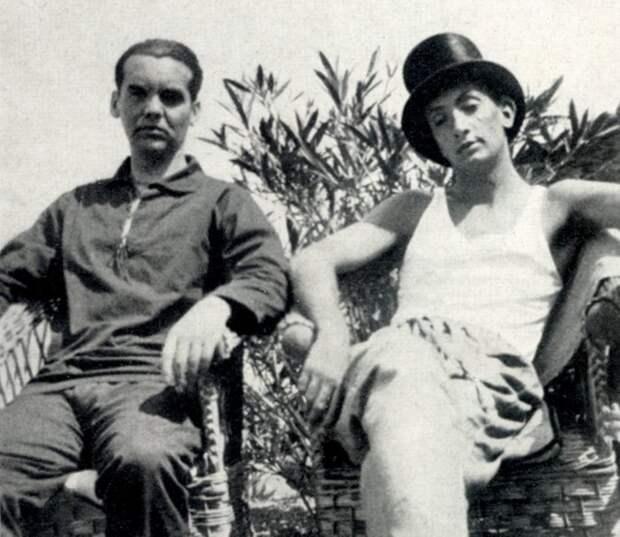Федерико Гарсиа Лорка и Сальвадор Дали: Странности любви