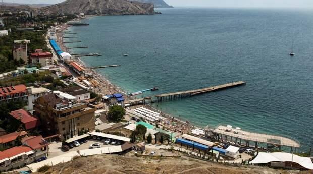 Более двух миллионов туристов отдохнуло в Крыму в августе