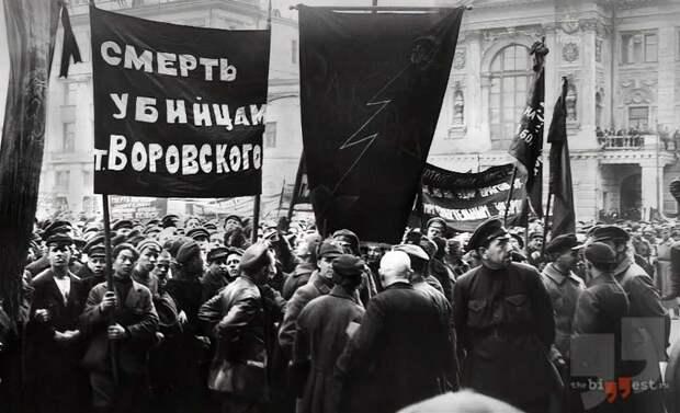 Убийства российских послов. CC0
