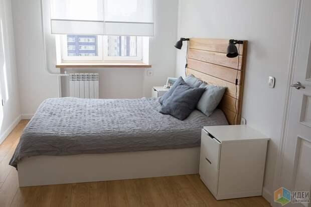 Любимый скандинавский стиль для спальни