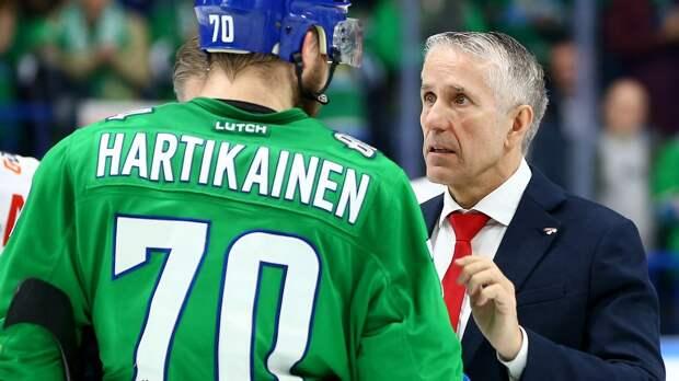 Гендиректор «Салавата»: «Не знаю, с чем связан неприезд в сборную Финляндии наших игроков. Запросов в клуб не было»