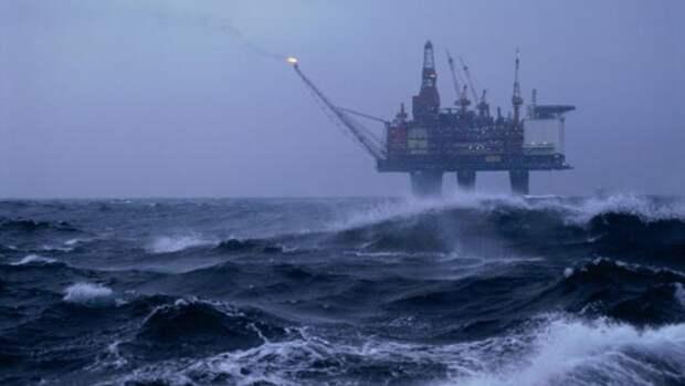 Газовый проект вСеверном море отложен