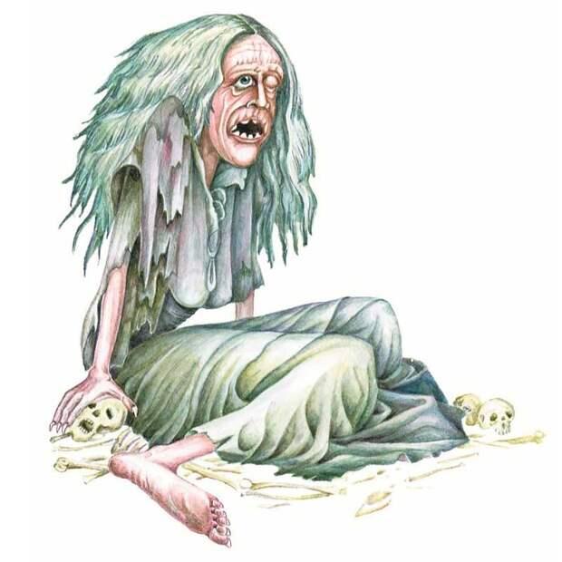 Кто скрывается под личиной Лихо Одноглазого из любимой сказки детства