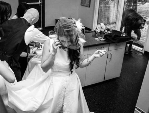 Свадебные фотоприколы (35 шт)