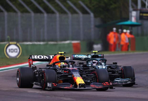 Кристиан Хорнер: Уверен, что Переса ещё ждут отличные гонки