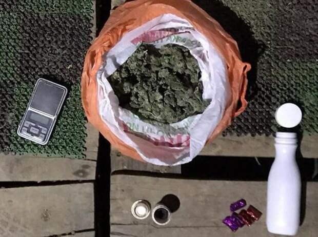 Ялтинец хранил 140 граммов марихуаны «для личного употребления»