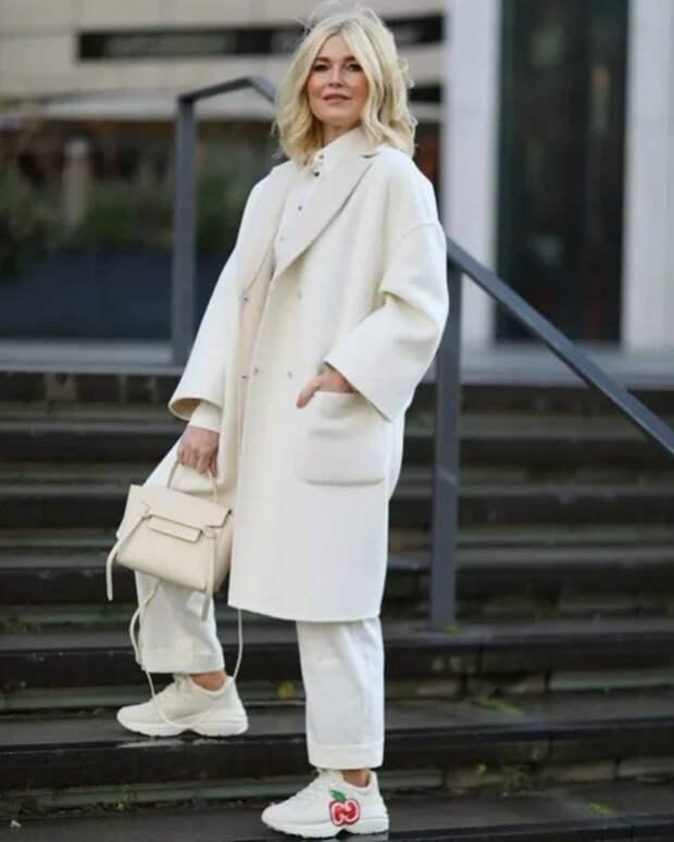 Фото 14 - Модный блогер Петра Динерс.