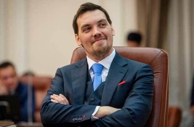 Гончарук вместо Зеленского: кого готовят США в качестве нового лидера Украины?