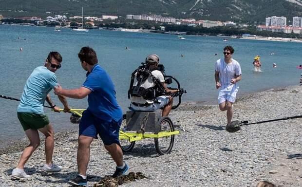 На Кубани начались съемки сериала «Отпуск»