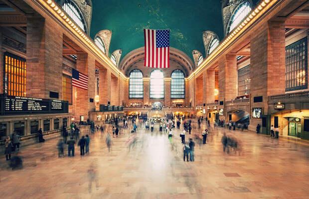 Самый большой вокзал в мире