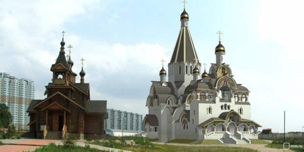 Проект. Фото: mos.ru