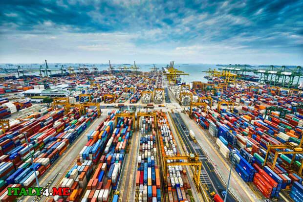 Проект гигантского порта: Россия завяжет на себя грузопоток из Азии и Африки