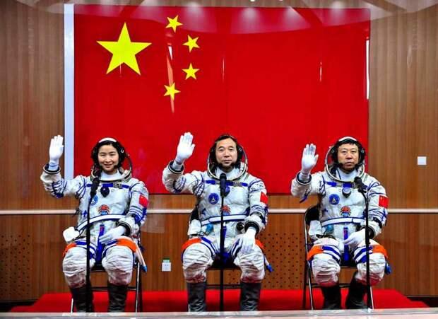 Если на Марсе будут яблони цвести, то эти яблони будут китайскими