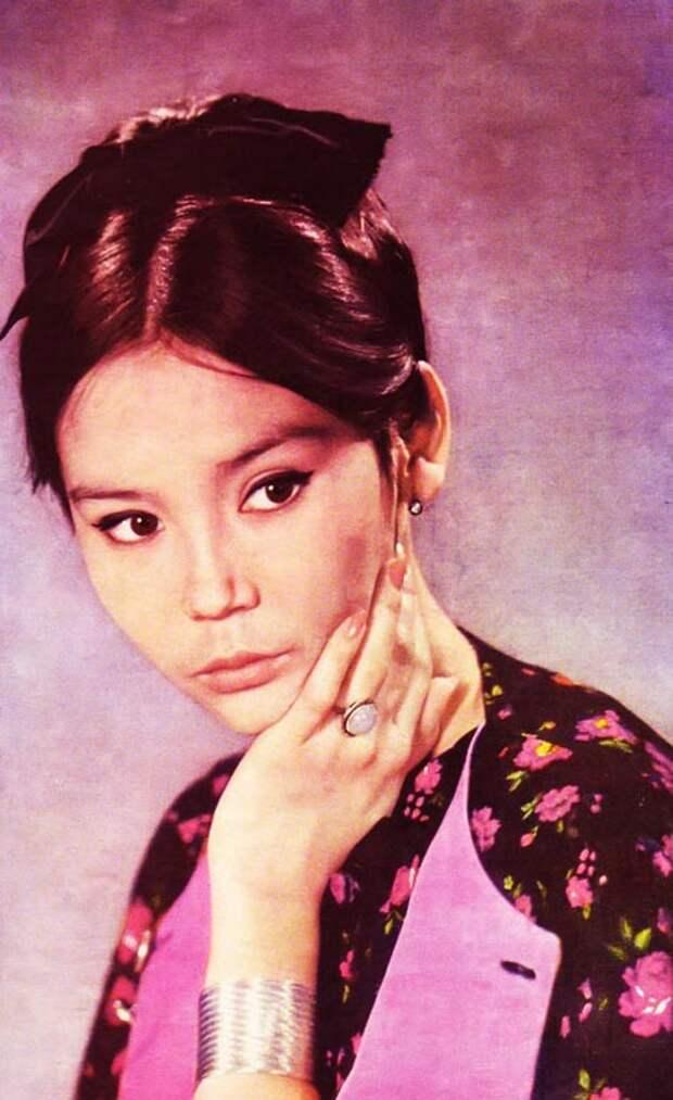 самые красивые актрисы советского кино: Наталья Аринбасарова. фото