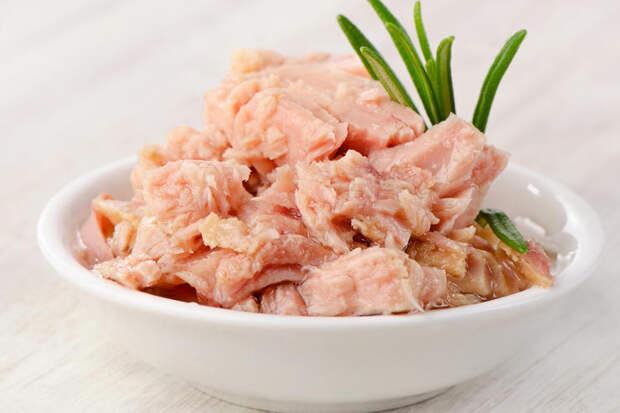 3 лучших блюда с консервированным тунцом