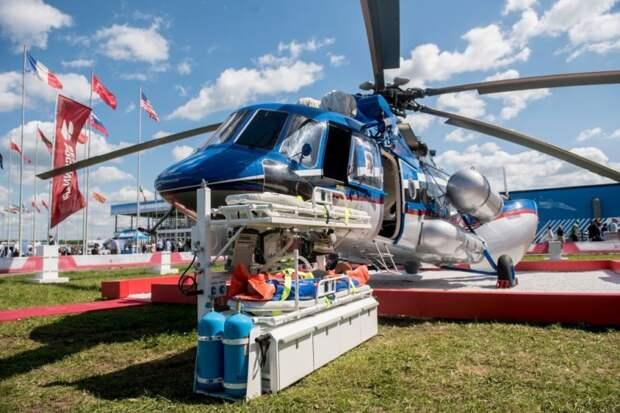 Винтокрылые спасатели: Какие типы вертолётов используют специалисты Московского авиационного центра?