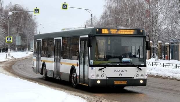 Автобусы «Мострансавто» 9 февраля будут перевозить участников гонки «Лыжня России»