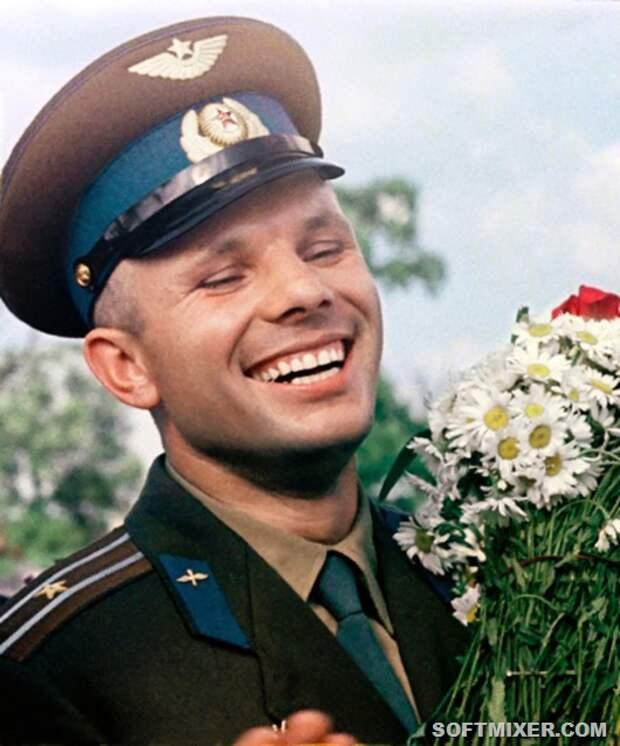 Как Гагарин урезонил президента Кеннеди…