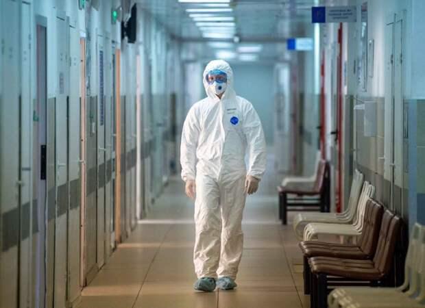 20 174 новых случая заболевания коронавирусом было выявлено в России за минувшие сутки
