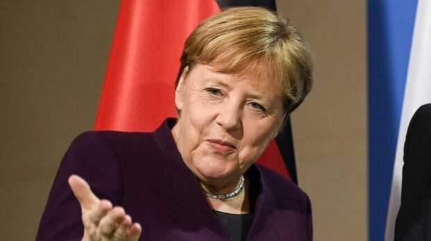 США и Евросоюзу нужно объединиться против России – Меркель