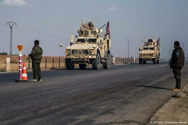 США планируют построить новую военную базу в Сирии