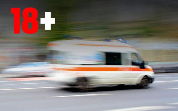 Страшное ДТП в Домодедово: девушка на Пежо сбила трех подростков
