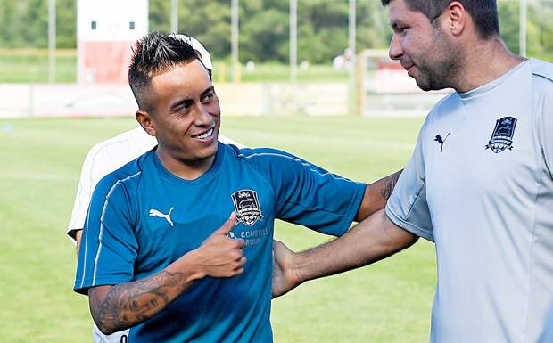 Бывший игрок «Краснодара» Куэва перебрался в клуб «Аль-Фатех» из Саудовской Аравии