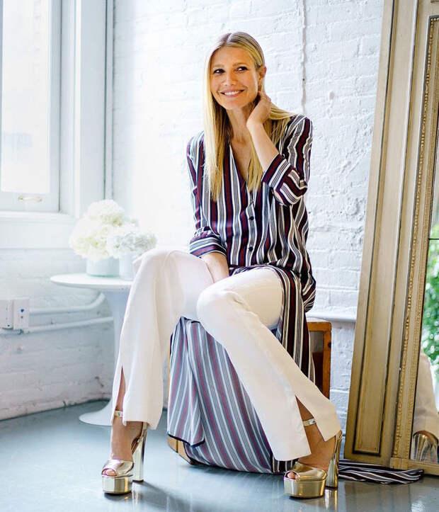Модные джинсы 2019: берем пример со звезд